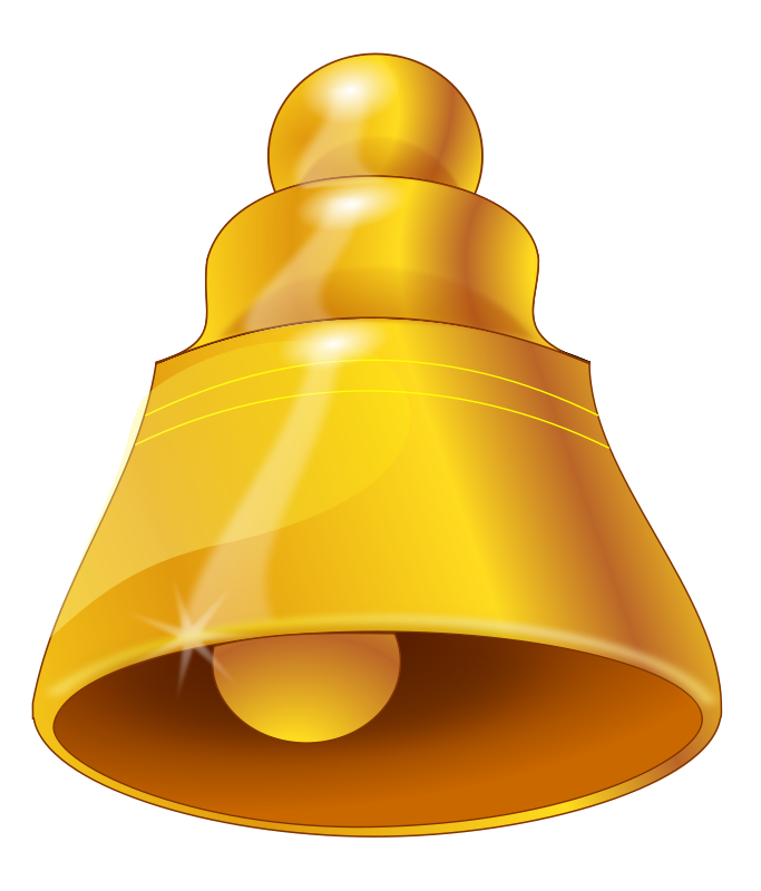 clip black and white library  school. Boxing clipart bell.