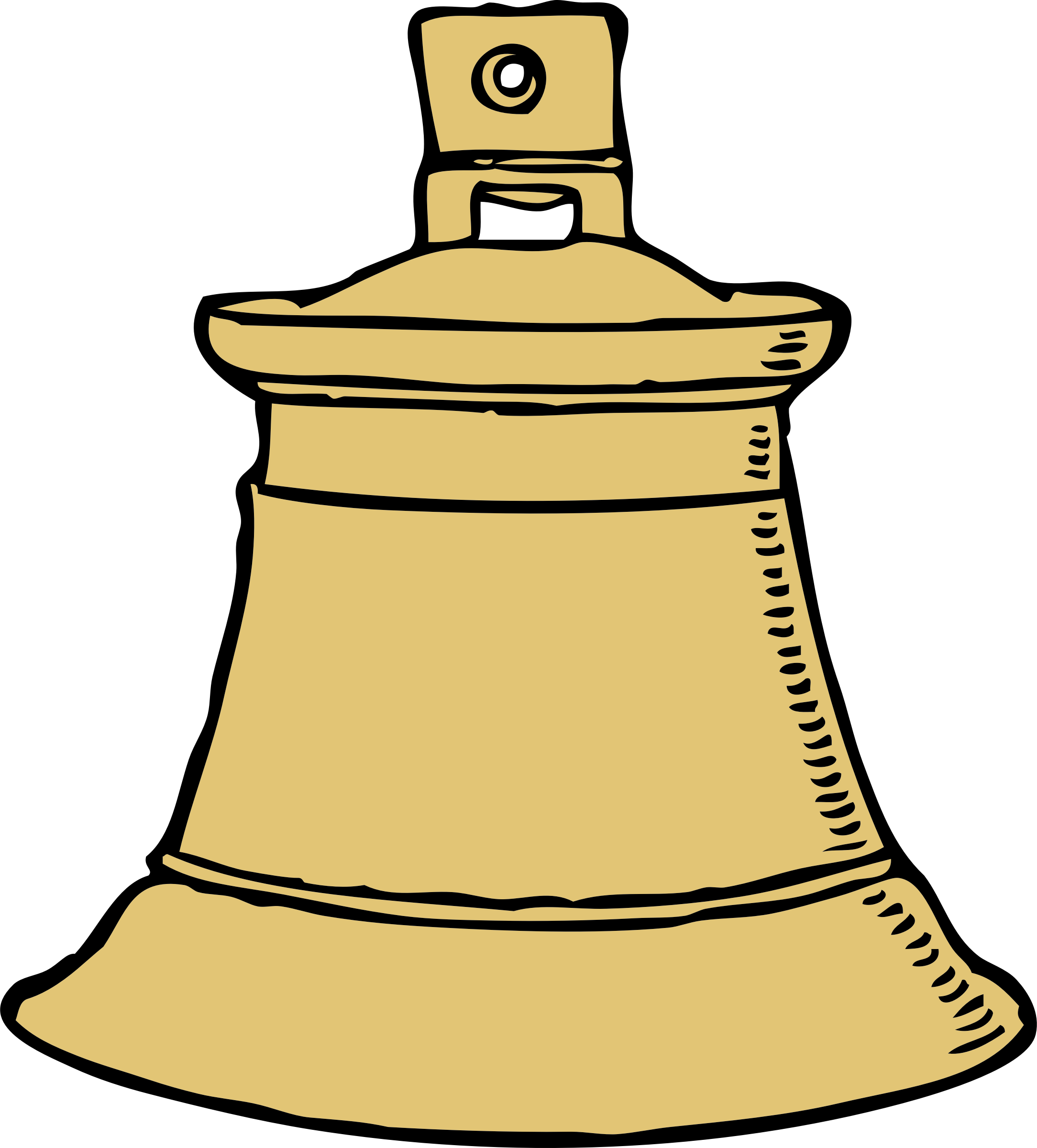 clip download Boxing clipart bell.  tower clip art