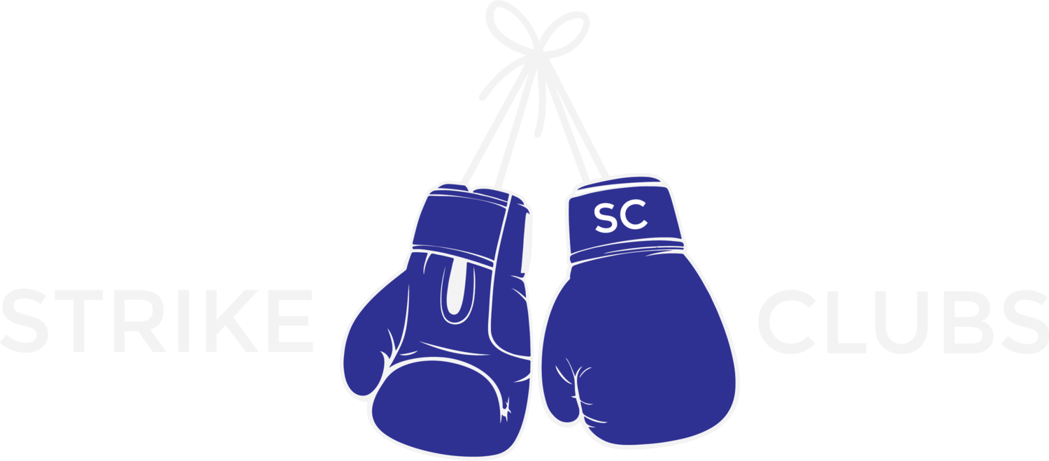 jpg free download Strike clubs . Boxing clipart blue