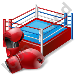 svg black and white download Boxing clipart boxing ring. Gloves icon ai icons