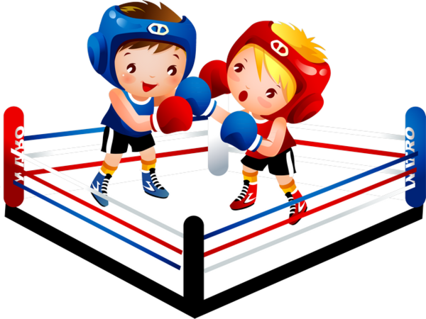 banner library stock Olympic games player free. Boxing clipart boxing ring
