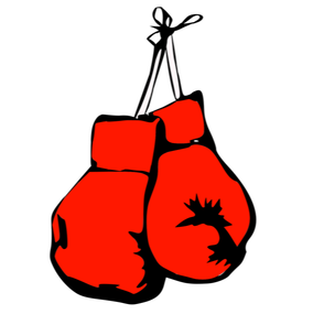 vector library download Boxing clipart boxing training. Mma payne athletic company.