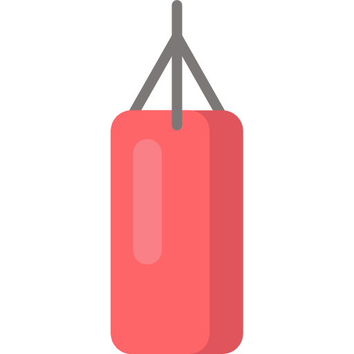 clipart free library Classic Boxing Bag