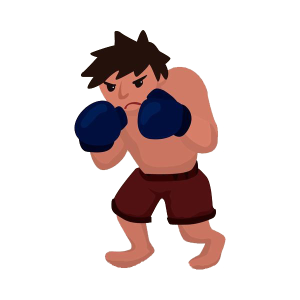 clipart library download Boxing Cartoon Clip art