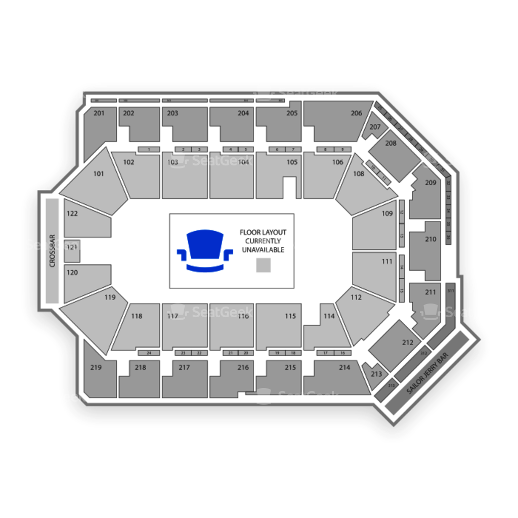 png free library Citizens Business Bank Arena Seating Chart Family
