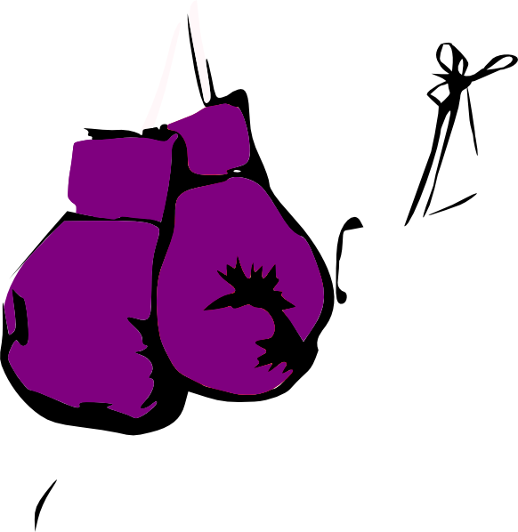 banner freeuse download Boxing Gloves Clipart at GetDrawings