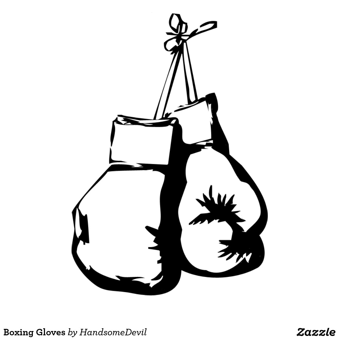 graphic royalty free stock Free download . Boxing gloves clipart black and white