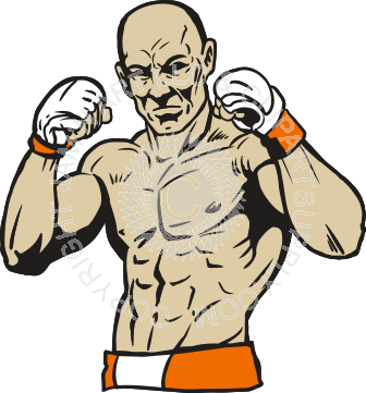png download Boxer Man in Color