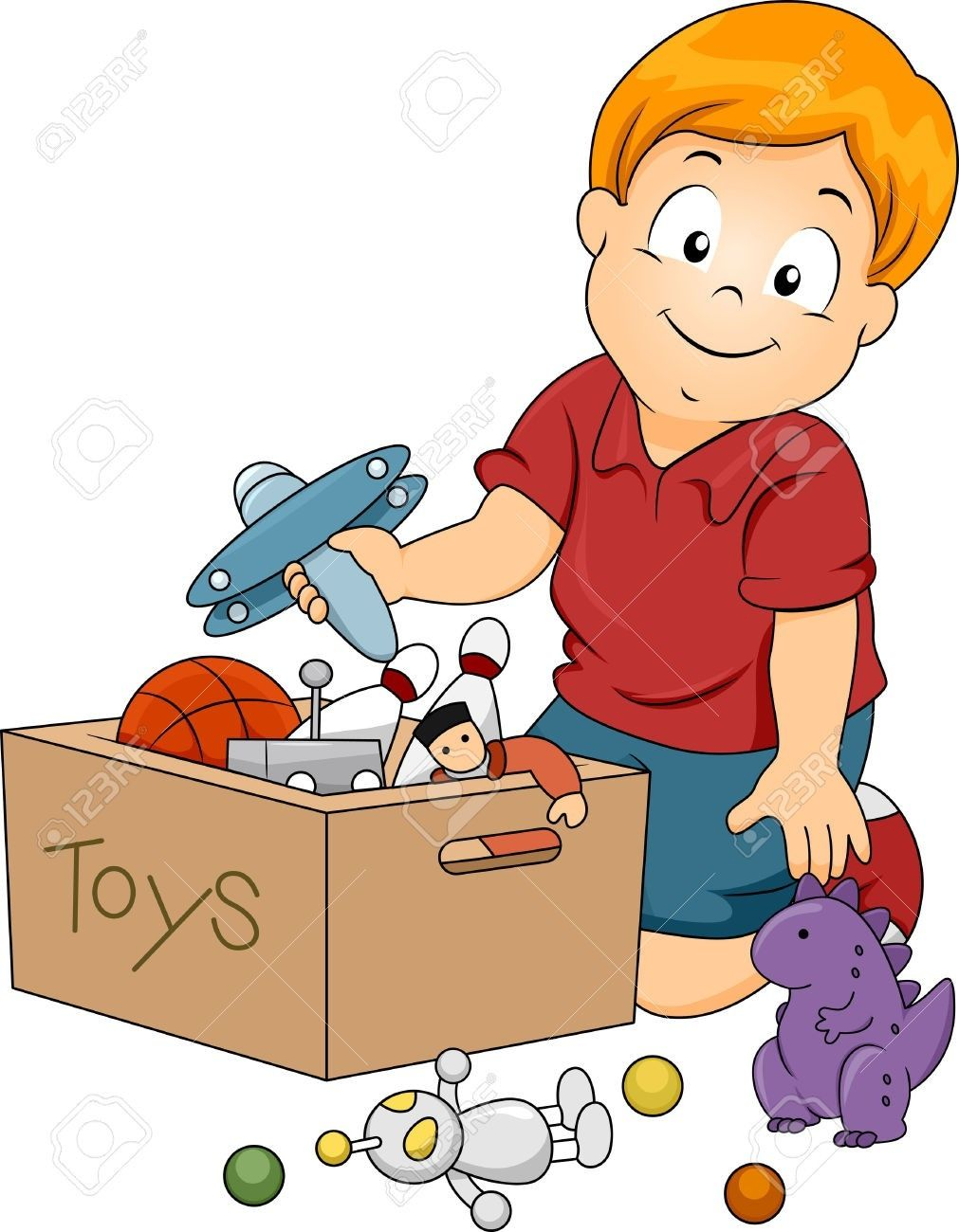 clip art free stock Kids playing with toys clipart. Pin on cleaning up.