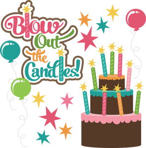 clip art royalty free Blow out the candles. Boy clipart cake.