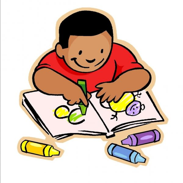 clip art transparent Cool to draw for. Boy drawing clipart