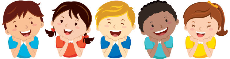 clipart transparent Kids laughing clipart. Out of school clubs.