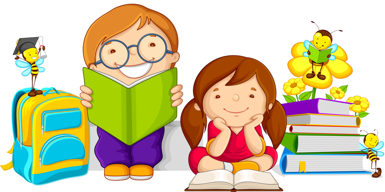 vector transparent tutoring clipart children's book #85185210
