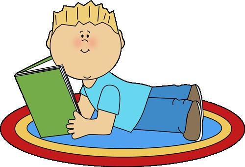 clip art transparent download Clip art image . Boy reading clipart