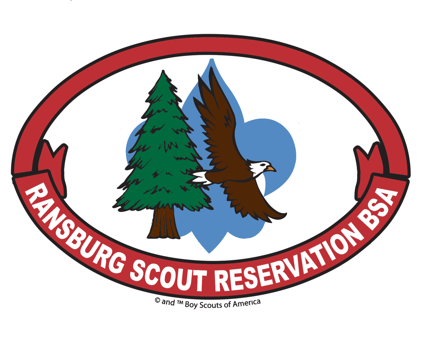 image library stock Ransburg Scout Reservation
