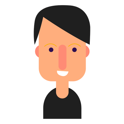 vector library download Fat cheeks funny face young boy