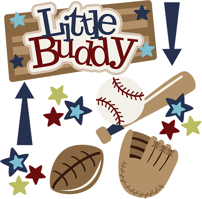 clip art royalty free stock Little Buddy SVG boy svg files footbal dvg file baseball svg file