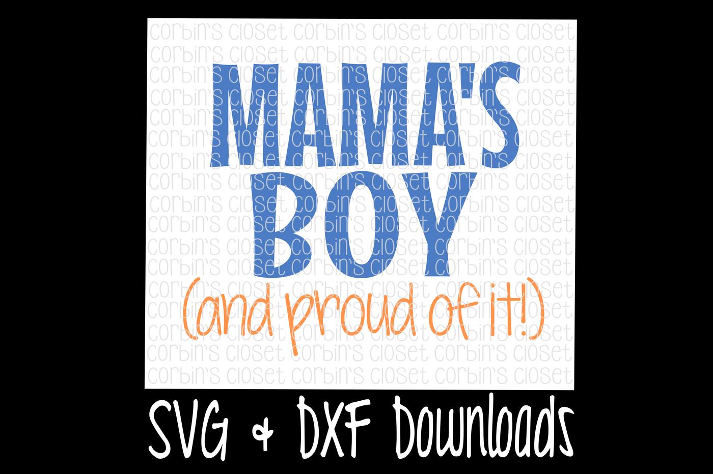 clip art royalty free download Mamas Boy SVG