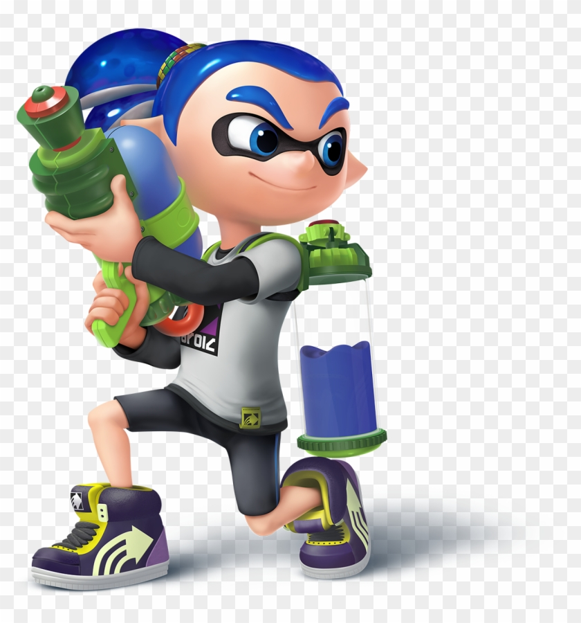 graphic stock Inkling girl and hd. Splatoon transparent boy