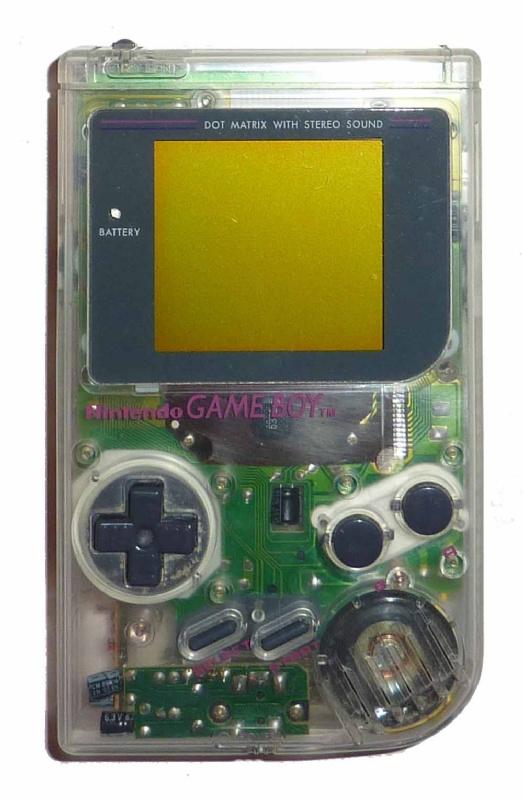 picture transparent Transparent gameboy high tech. Buy game boy original.