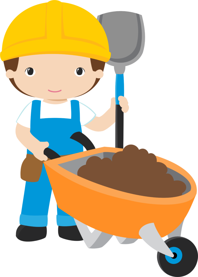 picture free library Constru o occupation clip. Boys clipart construction