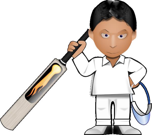graphic royalty free Kobo toon clip art. Boys clipart cricket