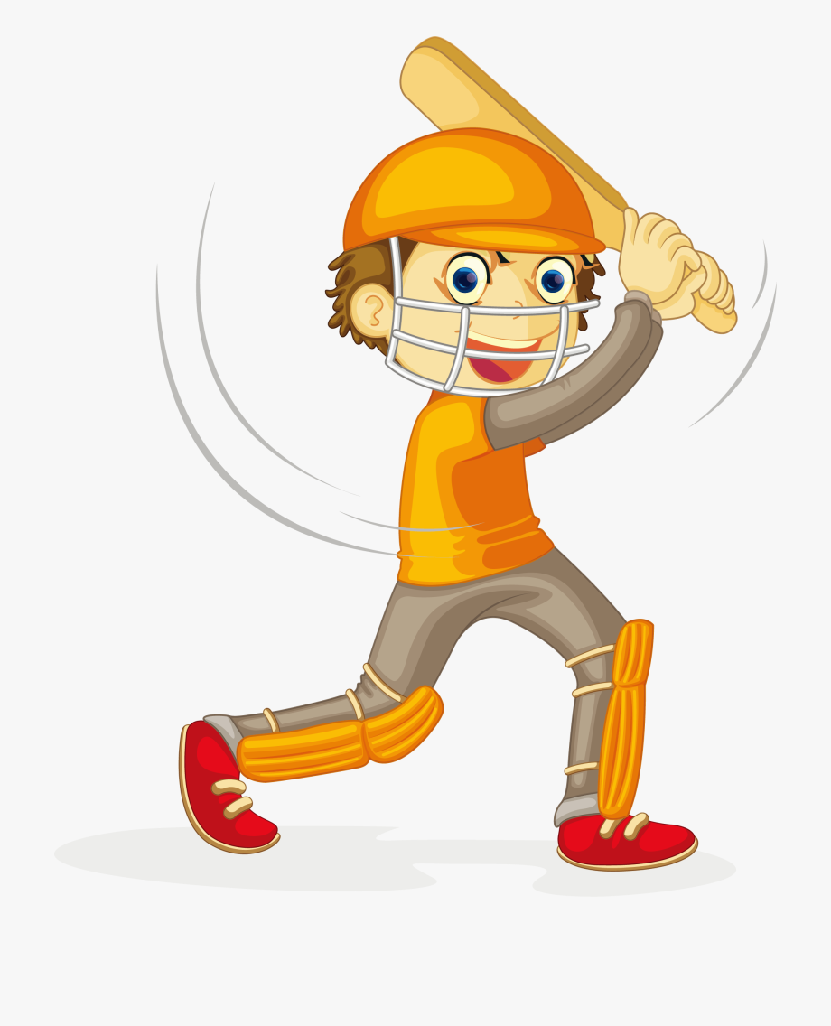 svg black and white library Stock photography royalty boy. Boys clipart cricket