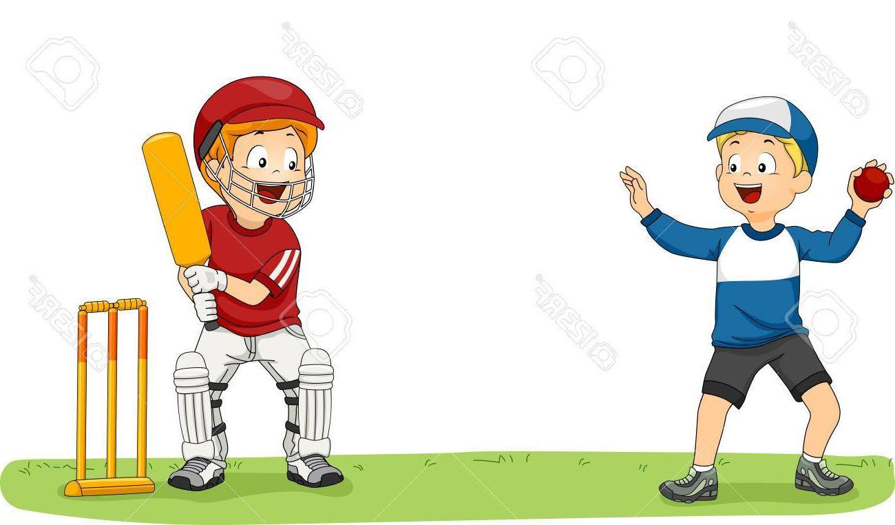 clip art black and white Best hd box clip. Boys clipart cricket