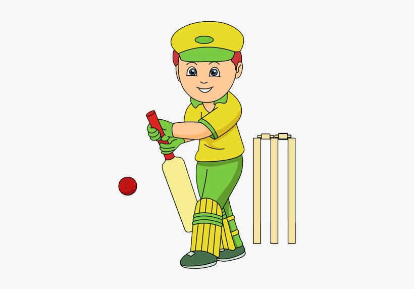 png library library Boys clipart cricket. Png boy playing .