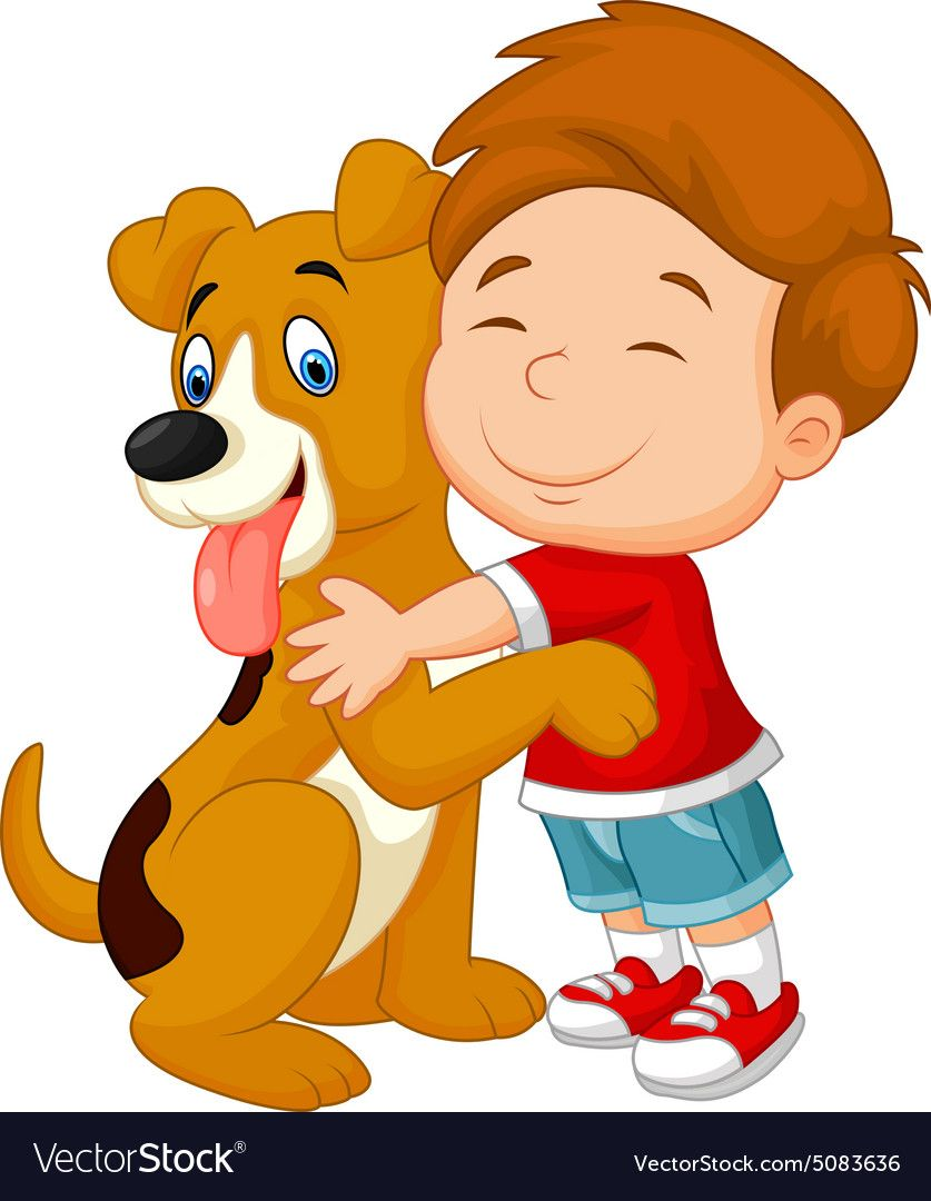 banner royalty free library Pin by . Boys clipart dog