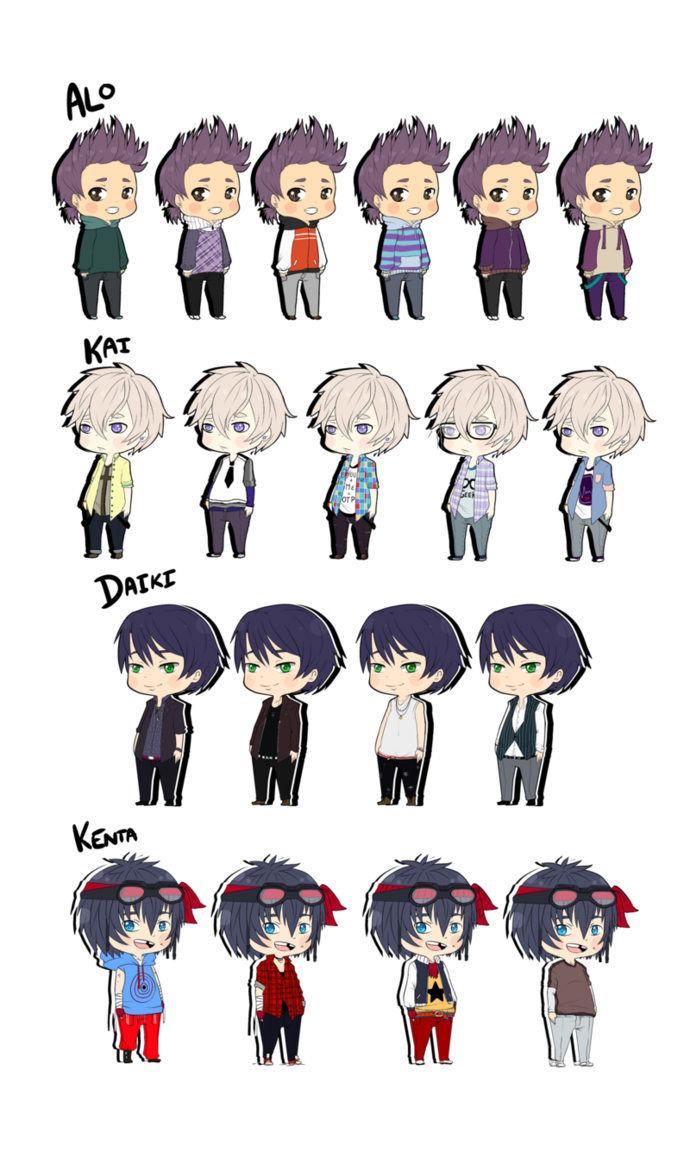 jpg transparent Drawing outfits male. Chibi clothing by mizumihisui