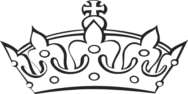 jpg royalty free Line Drawing Crown at GetDrawings