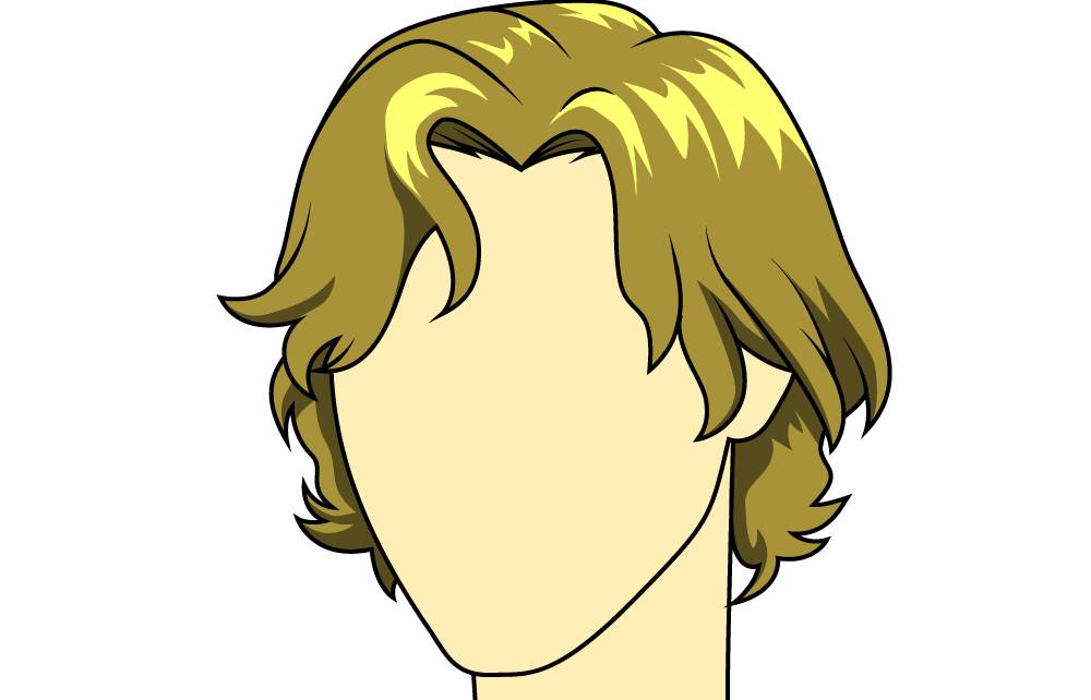 banner How To Draw Male Hairstyle