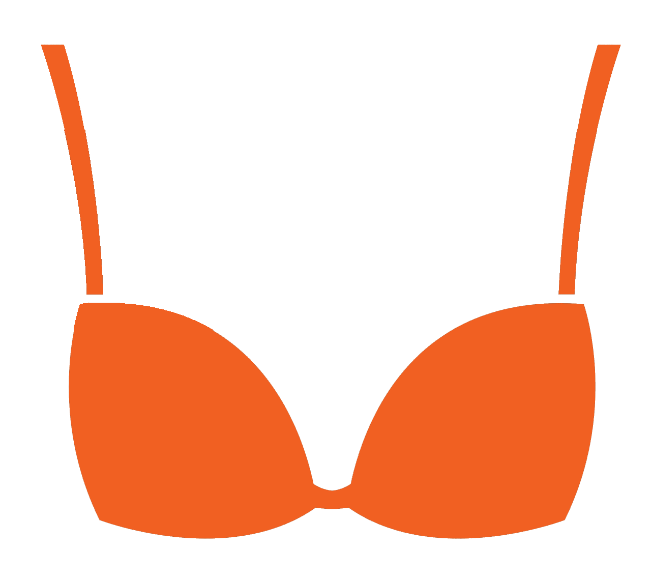 clipart free library Bra clipart. Orange icon png orangebraicon.