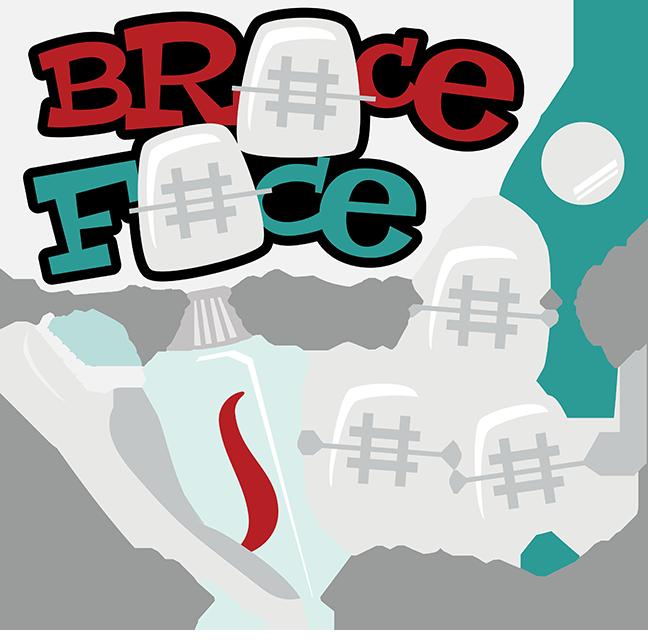 clipart free download Braces clipart svg. Panda free images brace