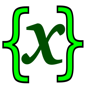 clip art free Math brace panda free. Braces clipart svg