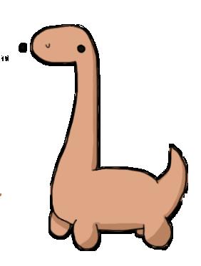 banner freeuse download Brachiosaurus by CrimnsonRed on DeviantArt