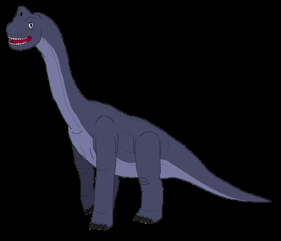 clip free stock Brachiosaurus by kylgrv on DeviantArt