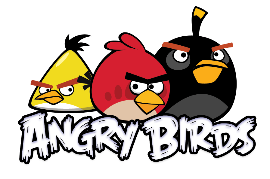 graphic black and white library Brain clipart angry. Birds logo png pinterest