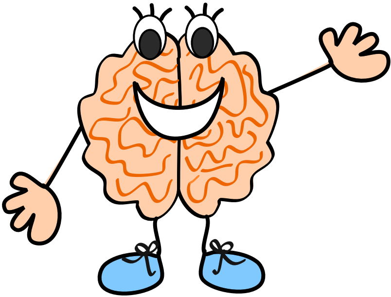 graphic royalty free Brain clipart for kids png