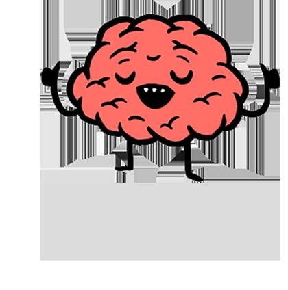 image black and white stock Brain clipart neuroscientist. Neuroscience fact of the