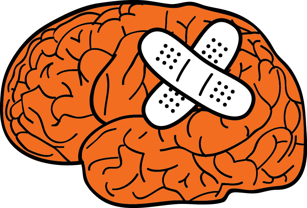royalty free Mental health free on. Brain clipart psychology