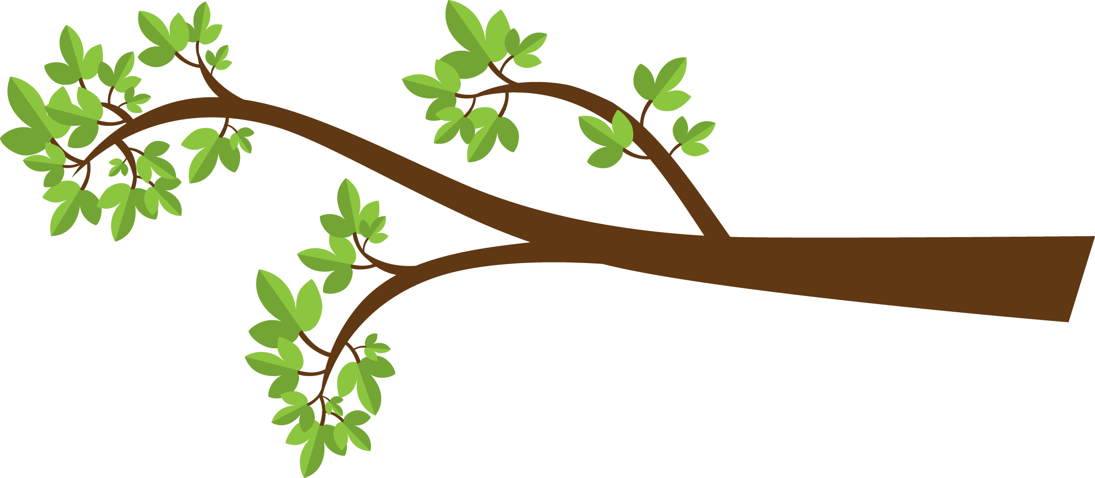 vector free stock Tree a pencil and. Branch clipart
