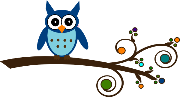clipart library Branch clipart woodland branch. Free printable owl clip