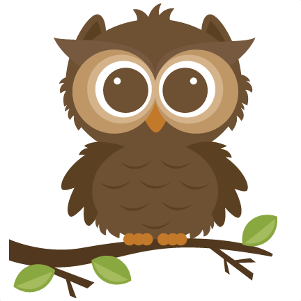 png library Forrest owl svg cut. Baby forest animal clipart