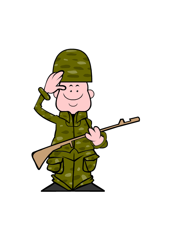 image free library Brave clipart soldier. Veterans day clip art