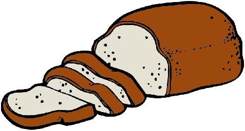 vector royalty free download Bread Clipart