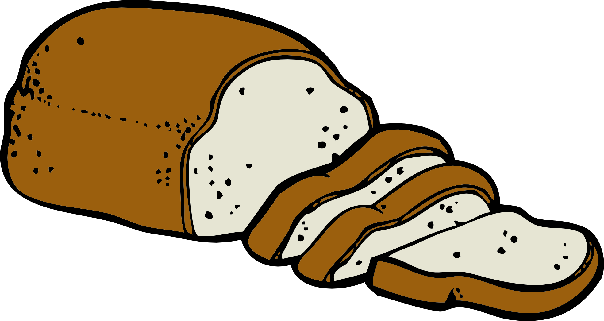 clipart free download Bread clipart breakfast bread. Panda free images breadclipart.