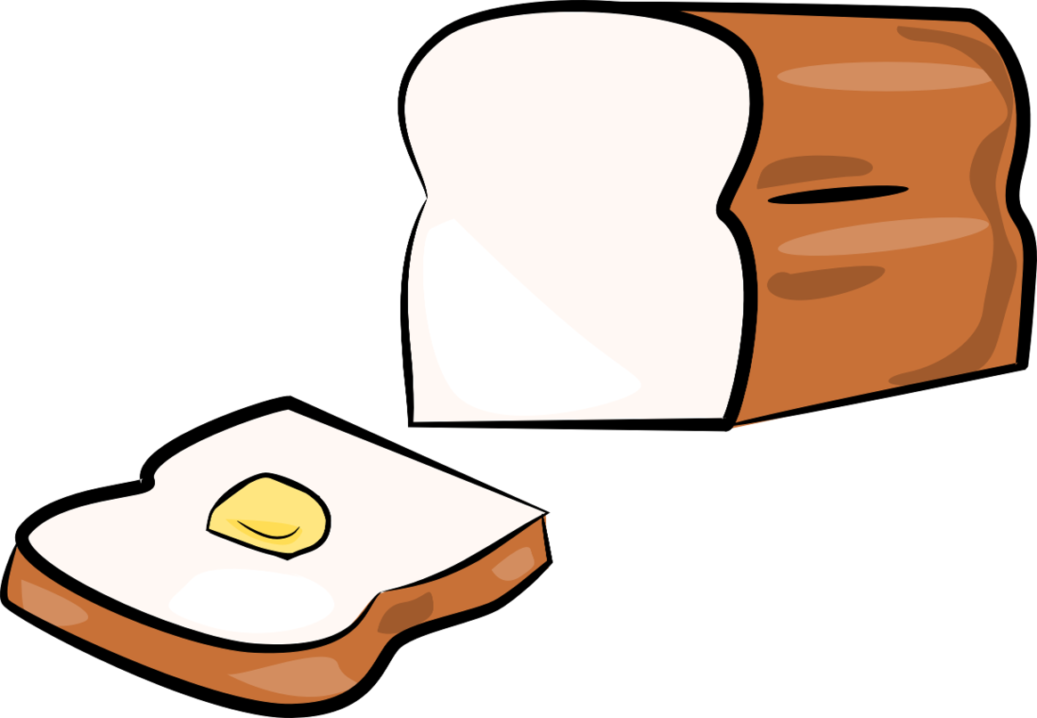 clipart stock Bread clipart character. Jam free on dumielauxepices