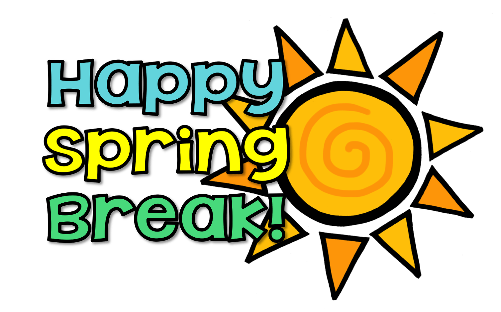 clipart transparent stock Spring cilpart beautiful idea. Break clipart